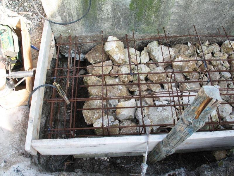Construire son barbecue archives du blog se le faire for Dosage beton pour terrasse