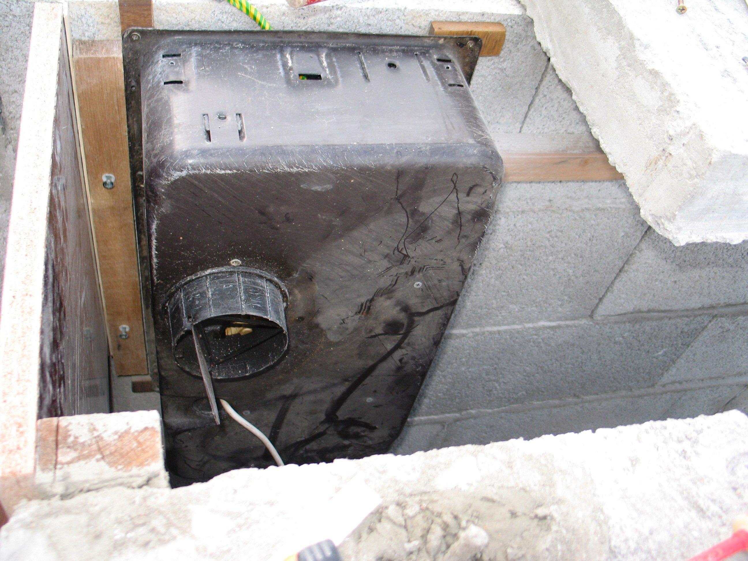 Idee foyer electrique - Construire son barbecue ...