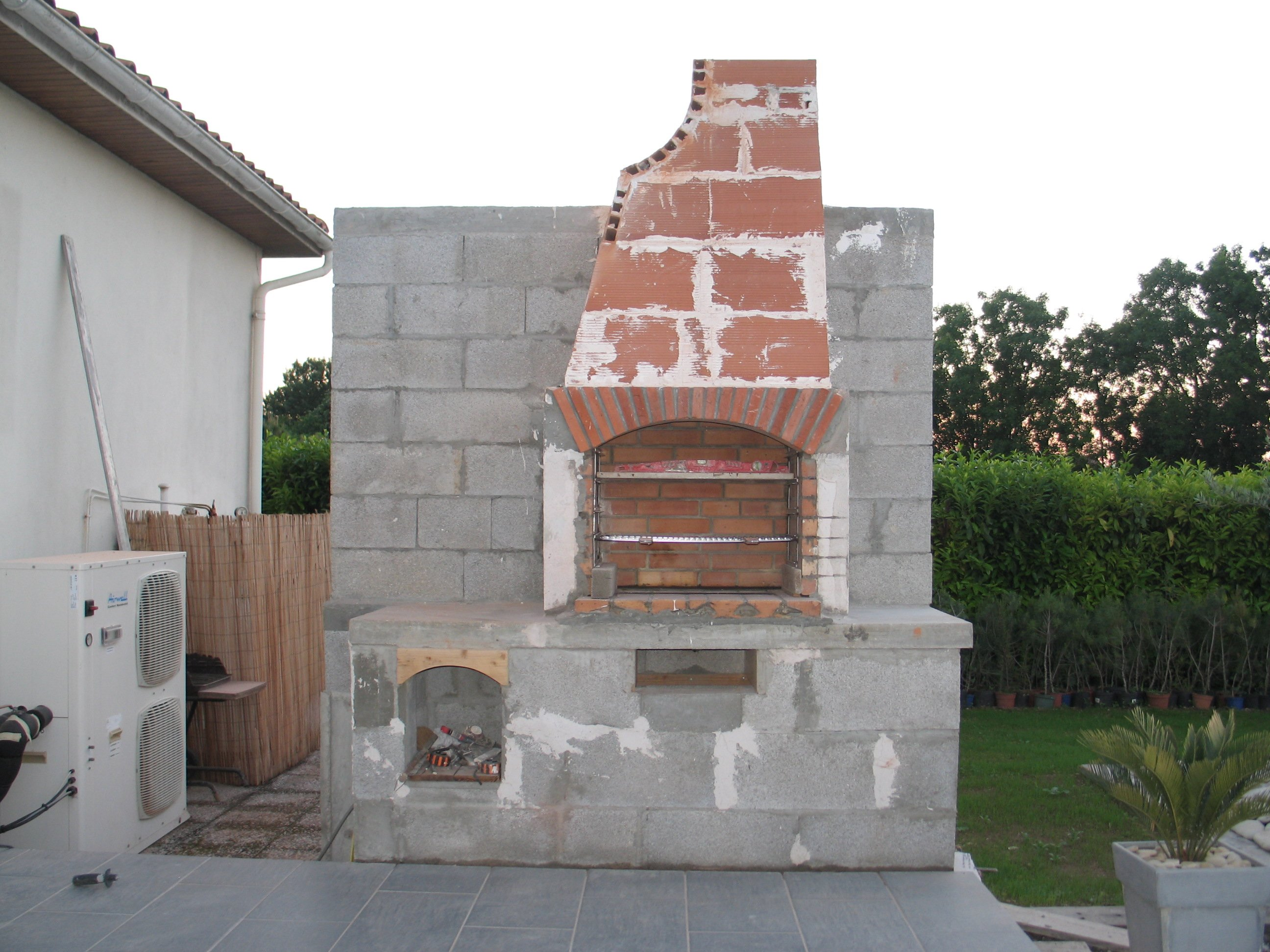 L Avaloir Construire Son Barbecue